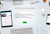 Die moderne Lern-App